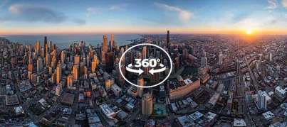 Come fare foto panoramiche a 360 gradi