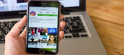 Come ingrandire le foto profilo di Instagram